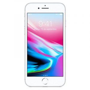 Smartphone Apple Iphone 8 Silver Reacondicionado